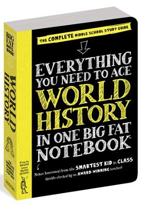 Everything You Need to Ace World History in One Big Fat Notebook  -     By: Ximena Vengoechea