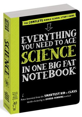 Everything You Need to Ace Science in One Big Fat Notebook  -     By: Sharon Madanes