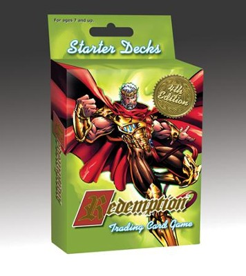 Redemption 4th Edition Starter Decks   -