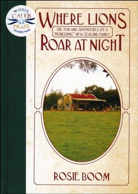 #1: Where Lions Roar at Night  -     By: Rosie Boom