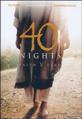 40 Nights, DVD   -