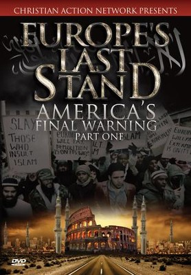 Europe's Last Stand: America's Final Warning Part 1, DVD     -