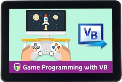 CompuScholar: Game Programming with VB (Online Access Code)  -