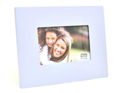 Blank, Photo Frame, 4x6, Purple   -