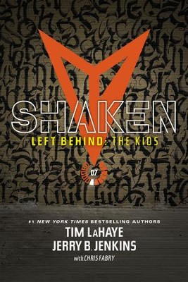 Shaken - eBook  -     By: Jerry B. Jenkins, Tim LaHaye