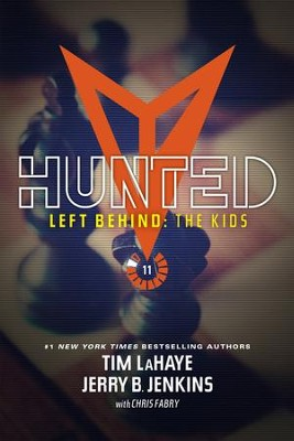 Hunted - eBook  -     By: Jerry B. Jenkins, Chris Fabry