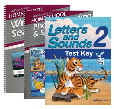 Abeka Grade 2 Homeschool Parent Language Arts Kit  -