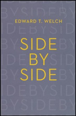 Side by Side (ESV), Pack of 25 Tracts   -     By: Edward T. Welch
