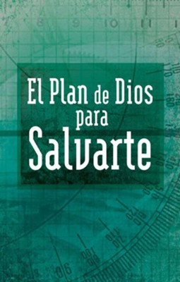 God's Plan to Save You (Spanish) Pack of 10 Booklets  -