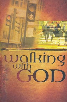 Walking with God, Pack of 10 Booklets  -     By: Christin Ditchfield