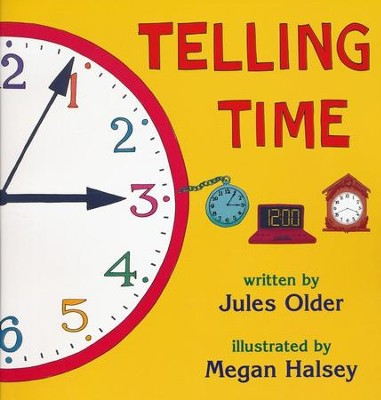 Telling Time   -     By: Jules Older