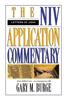The Letters of John - eBook  -     By: Gary M. Burge
