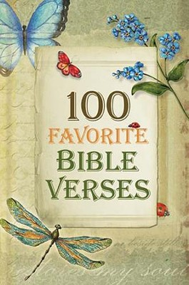100 Favorite Bible Verses - eBook  -     By: Karla Dornacher