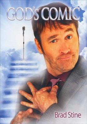 God's Comic DVD  -     By: Brad Stine