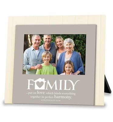 Family Photo Frame  -