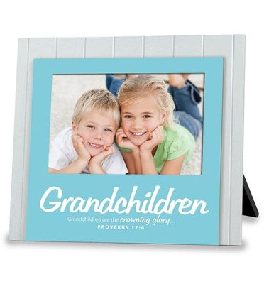 Grandchildren Photo Frame  -