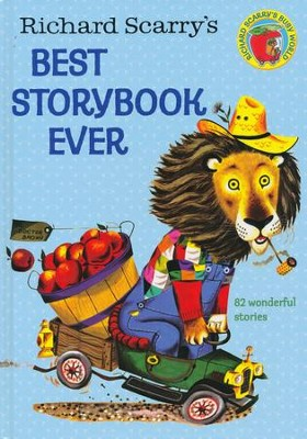 Richard Scarry's Best Storybook Ever   -     By: Richard Scarry