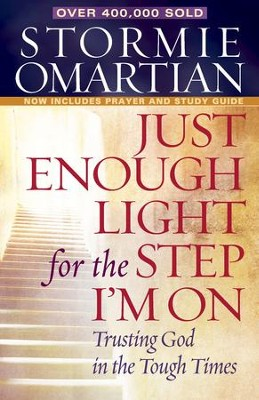 Just Enough Light for the Step I'm On - eBook  -     By: Stormie Omartian