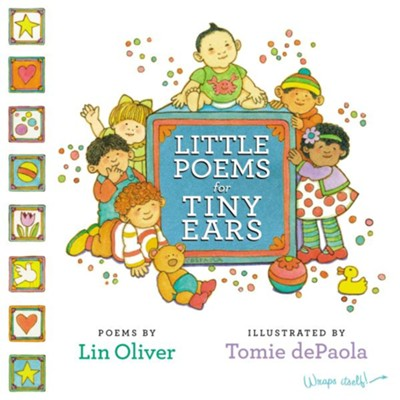 Little Poems for Tiny Ears  -     By: Lin Oliver     Illustrated By: Tomie dePaola