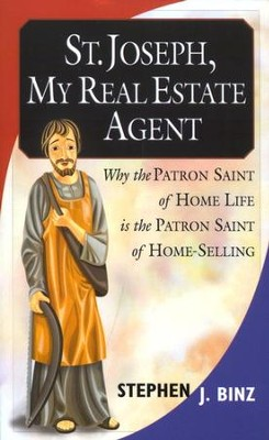 St. Joseph, My Real Estate Agent/Statue Kit  -     By: Stephen Binz