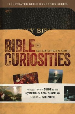 Bible Curiosities: An Illustrated Guide to the Mysterious, Odd & Shocking Stories of Scripture  -     By: Paul Kent, Tracy M. Sumner