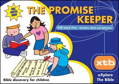 XTB 5: The Promise Keeper  -     By: Alison Mitchell