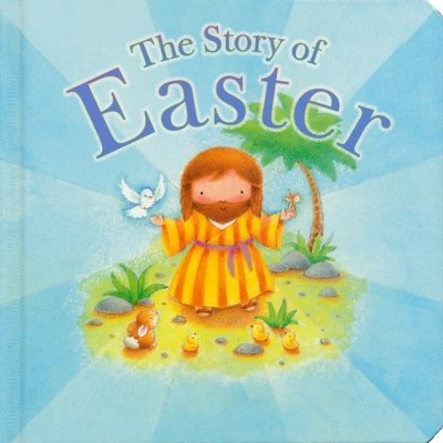 My First Story of Easter - eBook  -     By: Tim Dowley