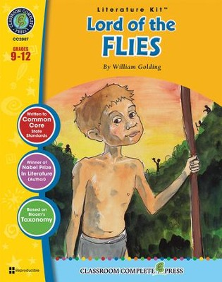 Lord of the Flies (William Golding) Literature Kit  -     By: Chad Ibbotson