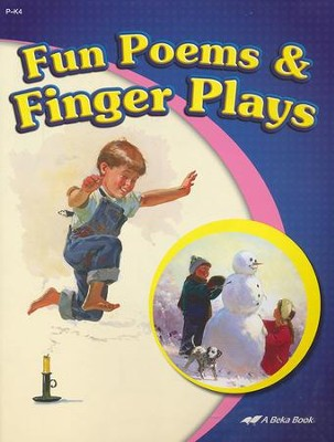 Abeka Fun Poems and Finger Plays   -