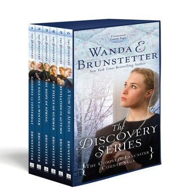 The Discovery Series Boxed Set, 6 Volumes   -     By: Wanda E. Brunstetter