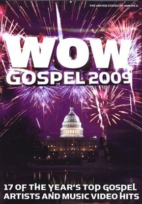 WOW Gospel 2009, DVD   -
