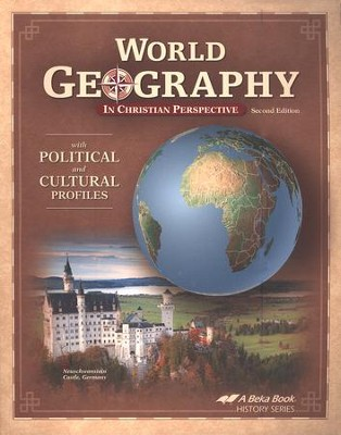 Abeka World Geography in Christian Perspective   -
