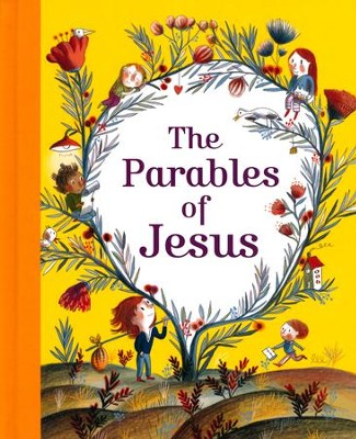 The Parables of Jesus  -     By: Bénédicte Jeancourt-Galignani