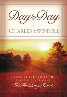 Day by Day with Charles Swindoll - eBook  -     By: Charles R. Swindoll