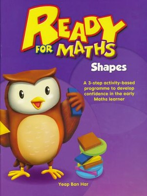 Ready for Maths: Shapes  -     By: Yeap Ban Har