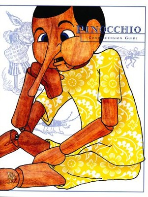 Pinocchio Comprehension Guide  -     By: Deb Chapin