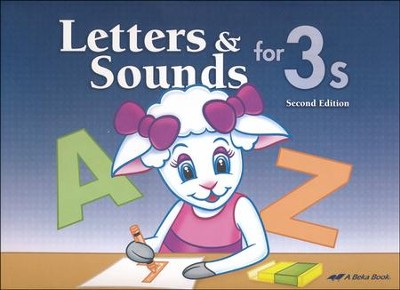 Abeka Letters & Sounds for 3s   -