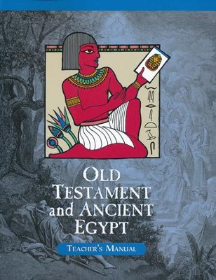 Old Testament Ancient Egypt Homeschool Manual  -     By: Marlin Detweiler, Laurie Detweiler