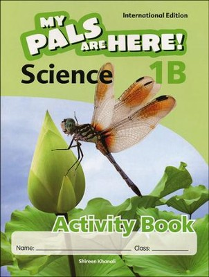 MPH Science International Edition Activity Book 1B   -