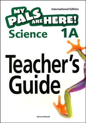 MPH Science International Edition Teacher Guide 1A   -