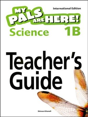 MPH Science International Edition Teacher Guide 1B   -