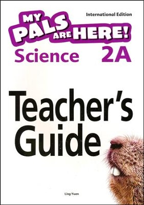 MPH Science International Edition Teacher Guide 2A   -