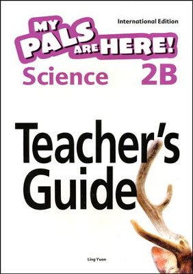 MPH Science International Edition Teacher Guide 2B   -