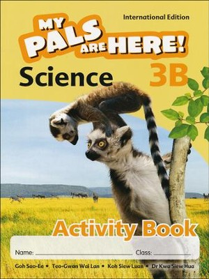 MPH Science International Edition Activity Book 3B   -