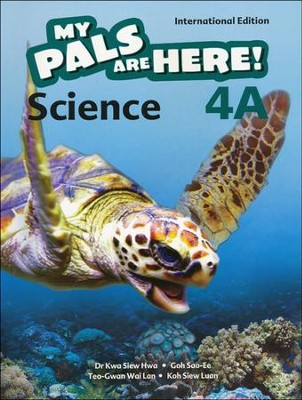 MPH Science International Edition Textbook 4A   -