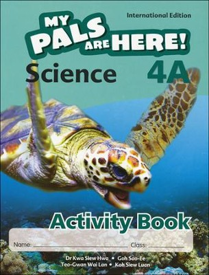 MPH Science International Edition Activity Book 4A   -