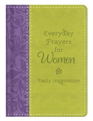 Everyday Prayers for Women: Daily Inspiration   -
