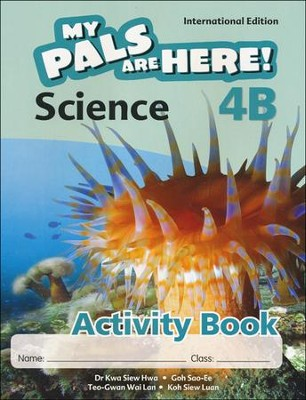 MPH Science International Edition Activity Book 4B   -