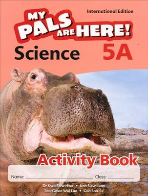 MPH Science International Edition Activity Book 5A   -