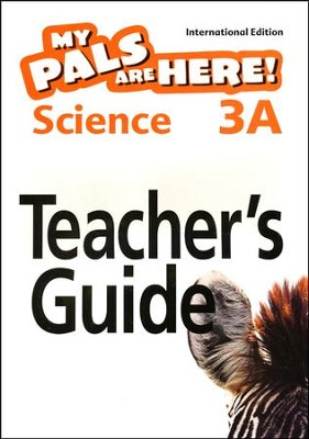MPH Science International Edition Teacher Guide 3A   -